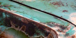 Car Paint Needs Repair