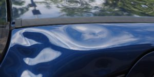 Car Dent Damage