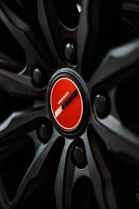 mag wheel close up
