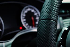 car drivers seat
