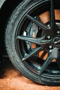 Close Up of Mag Wheel