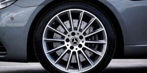Mercedes Mag Wheel